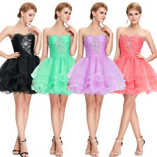 Short Mini Women Pretty Party Cocktail Ball Gowns Evening Homecoming Prom Dress
