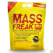Pharma MOSTRO pharmafreak MASSA 5.45KG KG / 6.8kG Weight Gainer - Tutti i gusti