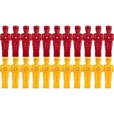 TUNIRO Tischfussball 22x Kickerfiguren Kicker Figuren