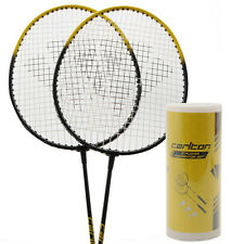 Carlton 2 Badminton set Badminton racket Badminton set 6 pcs new