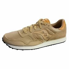 SAUCONY TRAINERS DXN MENS TAN SNEAKERS