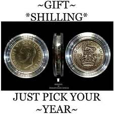 PRESENT.SHILLINGS, 1947 TO 1966 *IDEAL SMALL BIRTHDAY GIFTS*