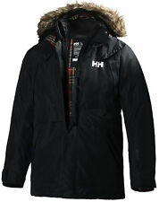 HH Helly Hansen Coastal Parka  55968 navy  Funktionsparka 3/4 Winterjacke