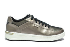 GEOX AVEUP sneakers champagne scarpe bambina mod. J641ZB