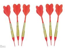 6 darts + tips 1/4 + fins for set dart electronic softip