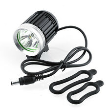 6000Lm 3X CREE XM-L T6 LED Bicicletta Luce frontale