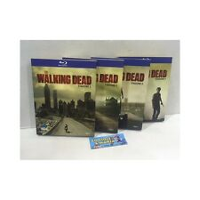 The Walking Dead Stagione 1-2-3-4- Blu-ray USATO