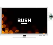 Bush 32 Inch HD Ready LED Freeview TV/DVD Combi - White