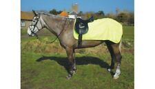 Rhinegold 3/4 Ride-On Rug flourscent high visibility hacking safety FREE POSTAGE