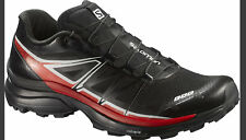 71110e1f9841 Trail Running Shoes Competition Race SALOMON S-LAB WINGS SG SOFTGROUND  black -40