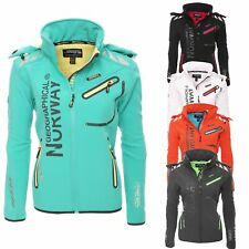 Geographical Norway Damen Jacke Softshelljacke Romantic Functions S-XXL