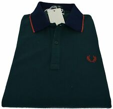 Polo-t-shirt Pullover Herren Mann Fred Perry Made In Italy 30102276