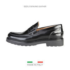 Mocassins Made in Italia - STEFANO Homme Noir