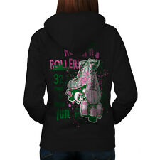 Rock and Rollers Fun Skate Shoes Women Hoodie B S-2XL NEW | Wellcoda
