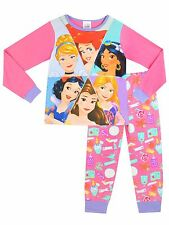 Disney Princess Pyjamas | Girls Disney Princess PJs | Disney Princess Pyjama Set
