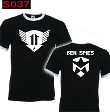 t-shirt moto S037 Ben Spies gp pilot