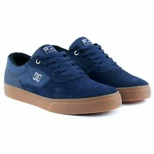 Dc Shoes Switch S Navy Gum Skate Shoes BNIB All Sizes New Free Delivery