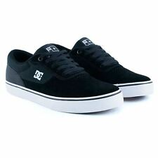 Dc Shoes Switch S Black Oxblood Red Skate Shoes BNIB All Sizes New Free Delivery