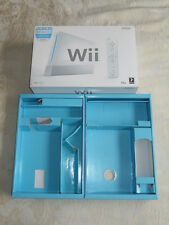 White Nintendo Wii console replacement empty box only