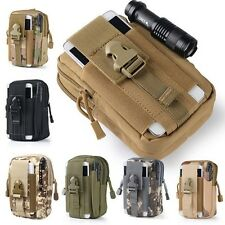 1x Mens Bag Accessories Fanny Pack Backpack Waist Belt Pouch Mini Military #IN