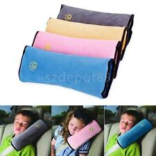Kids Child Safety Car Seat Belt Pad Strap Harness Shoulder Sleep Pillow Cushion