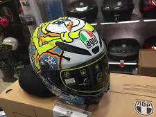 Casque Valentino Rossi Agv Pista Gp Winter Test 2016 moto gp Limited Edition