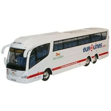 1:76 Oxford Diecast Scania Irizar Pb Eireann Coach - Model Bus Collectable Gift