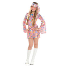 Teen Disco Diva Costume for 70s Fancy Dress Outfit