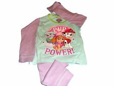 Girls Official Paw Patrol Pup Power Skye Everest Pyjamas