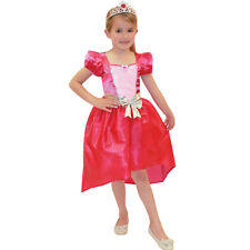 Girls Barbie Princess Costume for Doll Fancy Dress Outfit