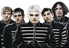 My Chemical Romance (13) Rock Band Metal Legends Classic Star Nuovo Poster