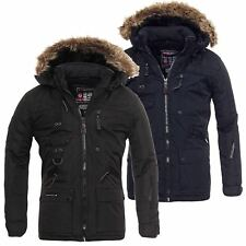 Geographical Norway Chir Parka Winterjacke Funktionsjacke Warme Jacke Outdoor