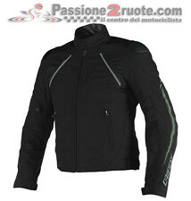 Jacket moto Dainese Hawker d-dry black sport touring