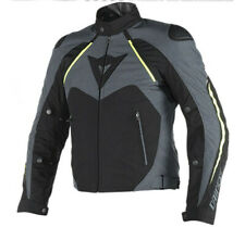 Jacket moto Dainese Hawker d-dry black yellow sport touring