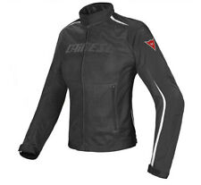 Lady Jacket moto Dainese Hydra Flux D-dry black  waterproof perforated