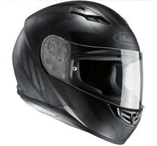 Casco integrale Hjc Cs15 Cs-15 Treague Mc5hsf Mc-5hsf nero grigio black gunmetal