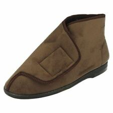 Mens Balmoral Wide Opening Boot Slippers VB-K4299 Style ~ K