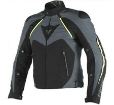 Chaqueta Dainese Hawker d-dry negro amarillo sport berlina touring impermeable