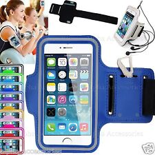 "Brazalete Deportivo Footing Gimnasio Funda para Apple iPhone 8 7 6s/6 (4.7"")"