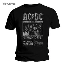 Official T Shirt ACDC AC/DC Highway to Hell World TOUR 1979/80 All Sizes