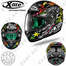 CASCO INTEGRALE X-LITE X-802RR ULTRA CARBON REPLICA 23 D.PETRUCCI CARBON