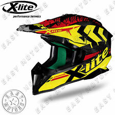 CASCO CROSS ENDURO MOTARD X-LITE X-502 ULTRA CARBON NAC-NAC 4 CARBON
