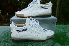 GENUINE DSQUARED2  MADE IN ITALY SNEAKER, SHOES  MEN'S SIZE 43