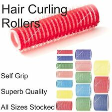 Hair Rollers Self Grip Waving Curling Volume Setting VARIOUS SIZES STOCKED