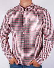 Levis Sunset One Pocket Shirt in Cherry Bomb Red - SALE