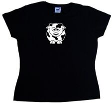Cow Ladies T-Shirt
