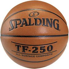 Spalding Basketball TF250 Indoor/Outdoor Streetbasketball Orange