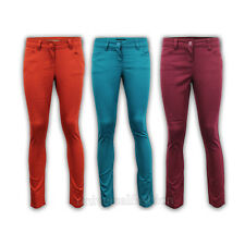 Ladies Jeans Womens Bottoms Trousers Pants Regular Slim Fit Fashion Winter New