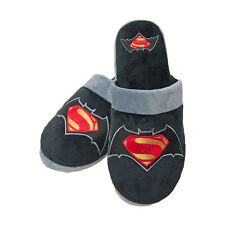 Batman vs Superman The Bat Man of steel DC Pantofole Fan Mechandise 38-45 nuovo