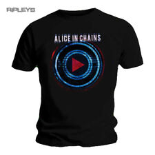 Official T Shirt Alice In Chains Black PLAYED Logo All Sizes